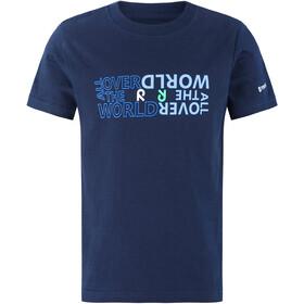 Reima Sailboat T-Shirt Gutter navy